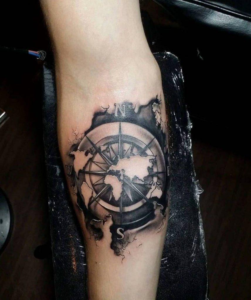Luxury ink tattoo