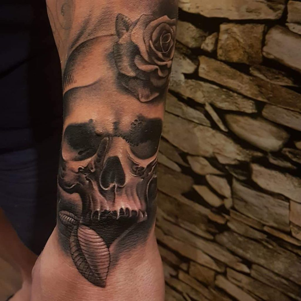 Celebrity tattoo