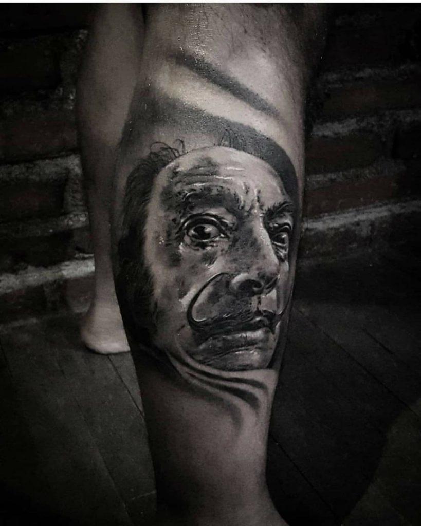 Best tattoo in Seminyak